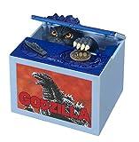 Nueva Monster Musical Godzilla película Moving Electronic Money Coin Hucha Caja
