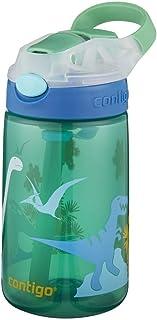 Contigo 50914 Gizmo Flip Autospout Kids Water Bottle, Green