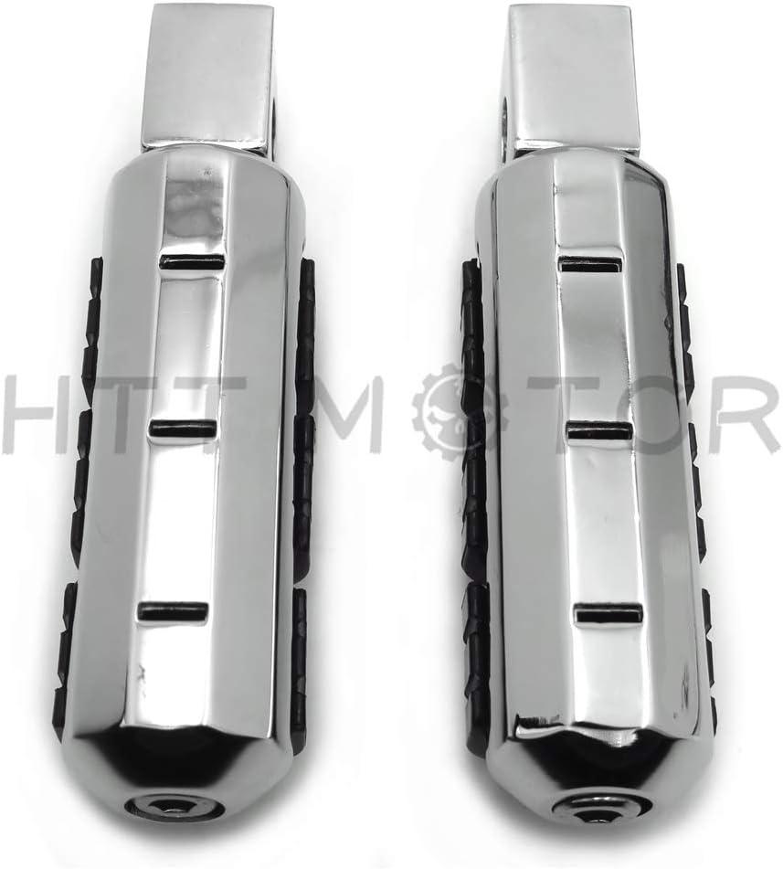 HTTMT MT120-002- Front Foot Peg Compatible Kawasaki Memphis Mall with Max 70% OFF Vulcan