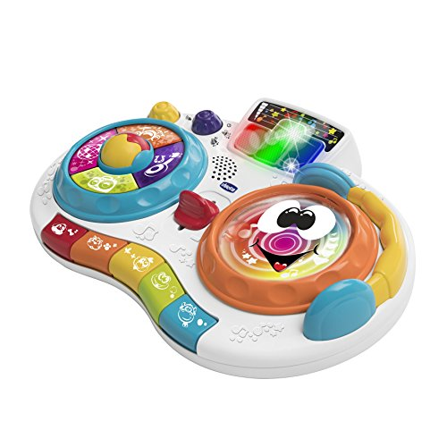 Chicco- DJ Mixy Piano, Multicolor, Mediano (Artsana Spain 00009493100000)