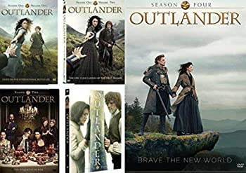 Outlander  The Complete Series Season 1-4 [ DVD 2019]