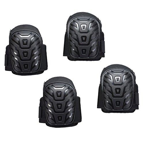 sécurité//Équipement de protection//outil Gel Rempli confortable Genouillères