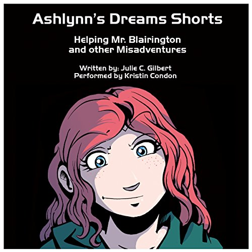 Ashlynn's Dreams Shorts audiobook cover art
