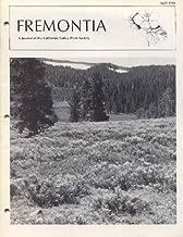 Fremontia: A Journal of the California Native Plant Society April 1990 (Fremontia, Vol. 18 No. 2)