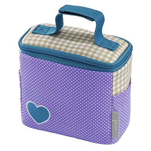 aha: Kinder Kühltasche Isoliertasche für Baby-Gläschen »Girl´s Purple«