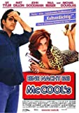 One Night At Mccool's - Authentic Original 23x33 Rolled Movie