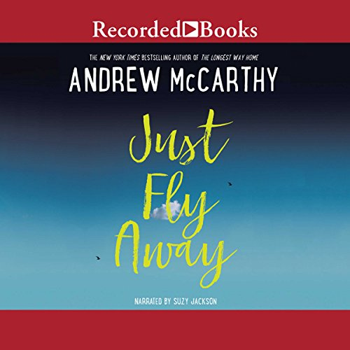 Just Fly Away audiobook cover art