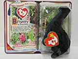Ty Teenie Beanie Baby - Bronty, the Brontosaurus, Brand New-still in bubble pack ^G#fbhre-h4 8rdsf-tg1321887