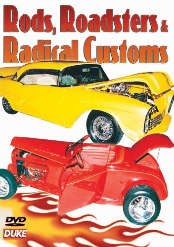 Rods, Toadsters & Radical Custroms Alemania DVD