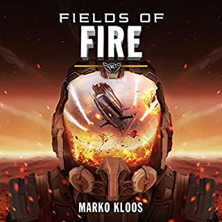 Fields of Fire     Frontlines, Book 5              Written by:                                                                                                                                 Marko Kloos                               Narrated by:                                                                                                                                 Luke Daniels                      Length: 10 hrs and 9 mins     21 ratings     Overall 4.6