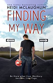Finding My Way (The Beaumont Series Book 4) by [Heidi McLaughlin]