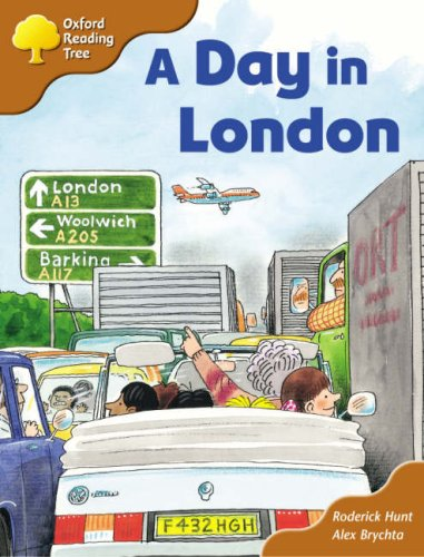 Oxford Reading Tree: Stage 8: Storybooks: a Day in Londonの詳細を見る