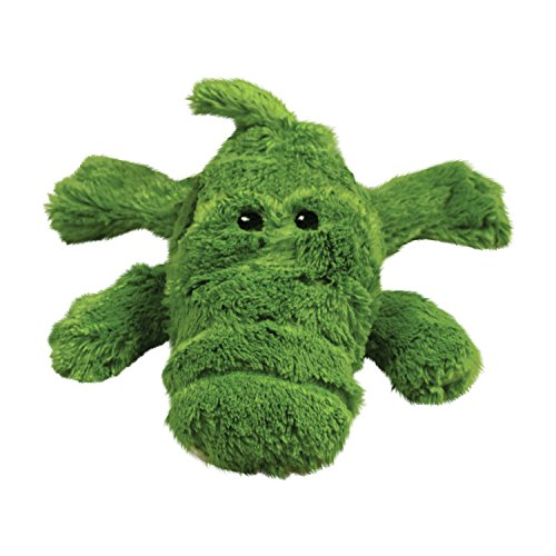 KONG Cozie Ali Aligator Dog Toy - M