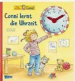 Conni-Bilderbücher: Conni lernt die Uhrzeit: Kinderbeschäftigung ab 5 Jahren