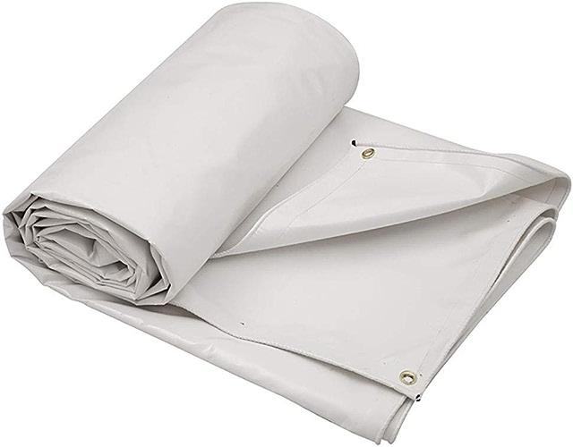 Waterproof Cloth Home Tente extérieure bache imperméable en Tissu imperméable avec la Toile perforée de Couverture de Plancher de canopée (Couleur   A, Taille   6×4m)