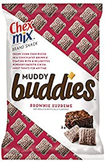 chex mix muddy buddies brownie supreme recipe