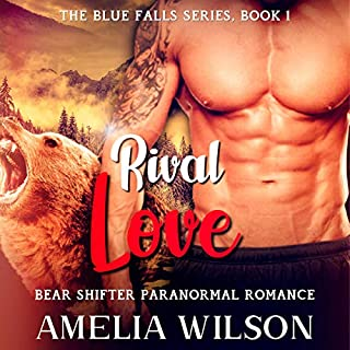 Rival Love: Bear Shifter Paranormal Romance cover art