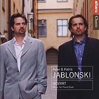 Mozart: Music for Pno Duet