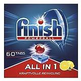 Finish All in 1 Citrus Spülmaschinentabs