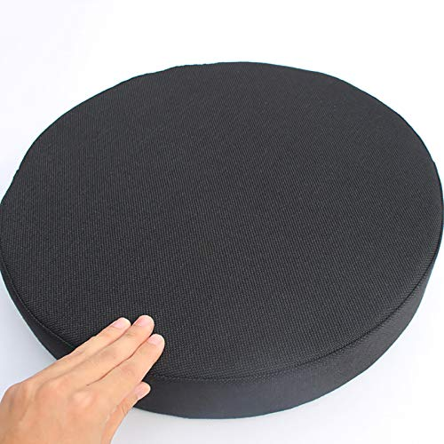 DL&VE Round Chair Pads,Soft Thicken Chair Pads,Seat Cushion Pillow For Garden Patio Home Kitchen Office Or Car Sitting