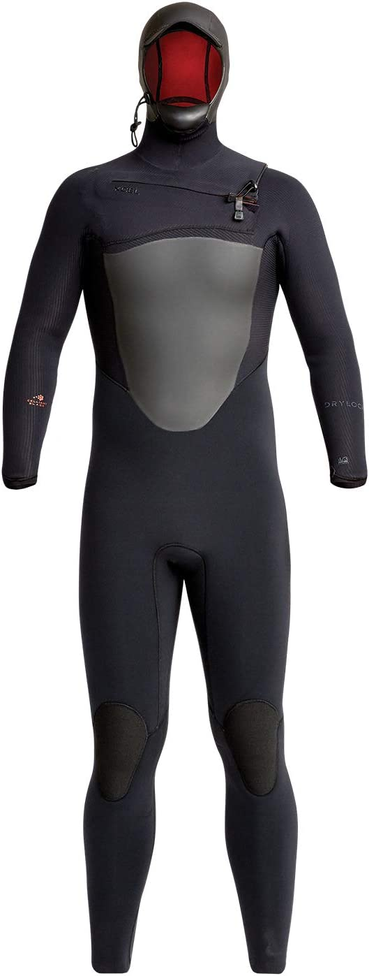 XCEL Mens 好評 Drylock Hooded 6 Fullsuit マート 5mm