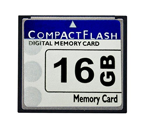 HuaDaWei Digital Camera Memory Cards 16GB CompactFlash Memory Card Free Packaging 16GB CompactFlash...