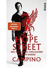 Hope Street: Wie ich einmal englischer Meister wurde - Der SPIEGEL-Bestseller #1