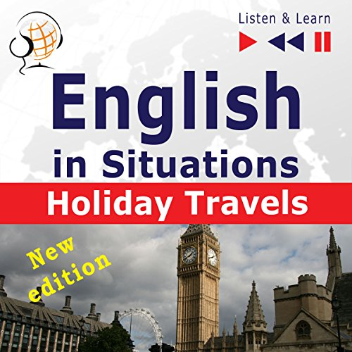 English in Situations - Holiday Travels - New Edition - 15 Topics. Proficiency level B2 cover art