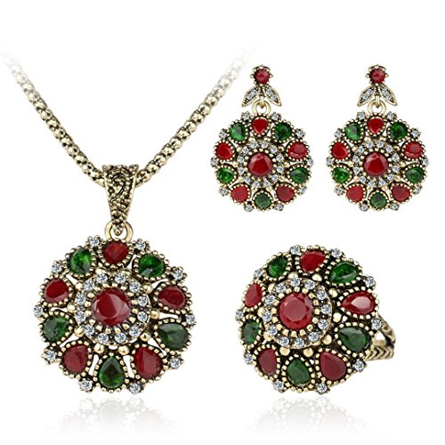 PSNECK A lot of vintage ornamentation leaf shape pendant necklace the latest popular Bohemia style