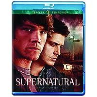Supernatural: Complete Third Season [Blu-ray] [Import]