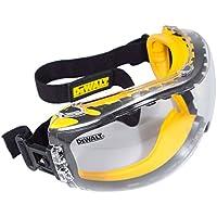 Dewalt Concealer Safety Work Goggle (Clear)