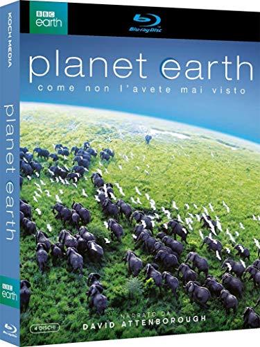 Planet Earth (Box Set) (4 Blu Ray)