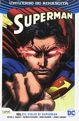 Universo DC. Rinascita. Superman: 1