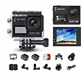 SJCAM Legend SJ6 Action Camera with 2' Dual LCD Touch Screen, 1080p Resolution, Black