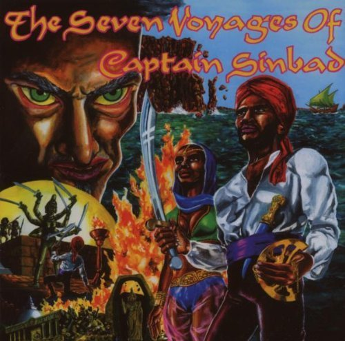 Seven Voyages Of Captain Sinba by VP Records/Greensleeves (2007-07-17)