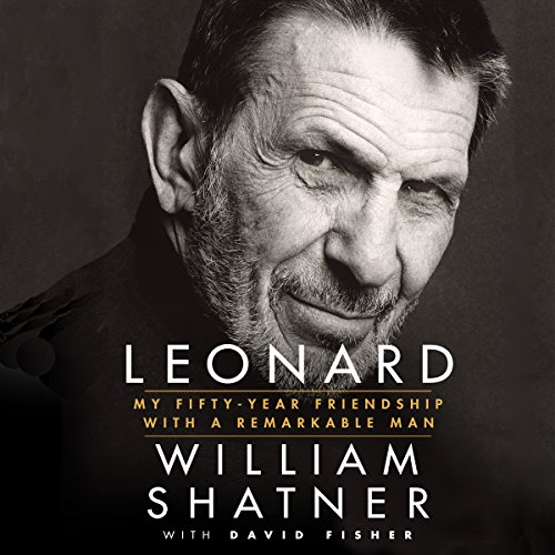 Leonard audiobook cover art