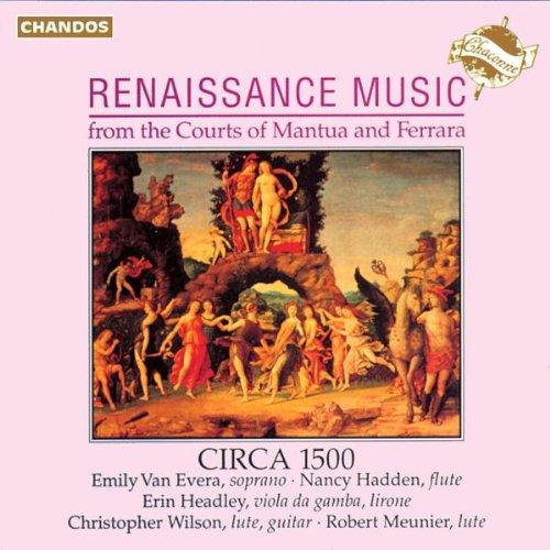 Renaissance-Musik an den Höfen von Mantua und Ferrara