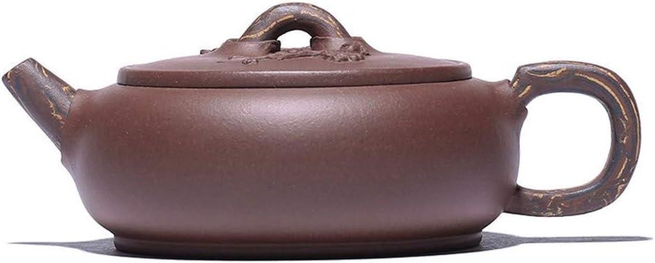 HUAXUE Teapot Japanese, Tea Cup Purple Twisted Rou Super intense SALE Clay Mud New York Mall