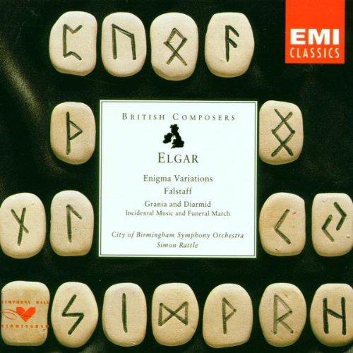 Enigma-Variationen / Falstaff / Grania und Diarmid