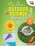 30-Minute Outdoor Science Projects cover