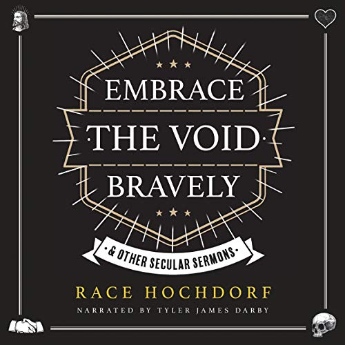 Embrace the Void Bravely cover art
