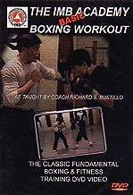 Richard Bustillo Boxing Workout