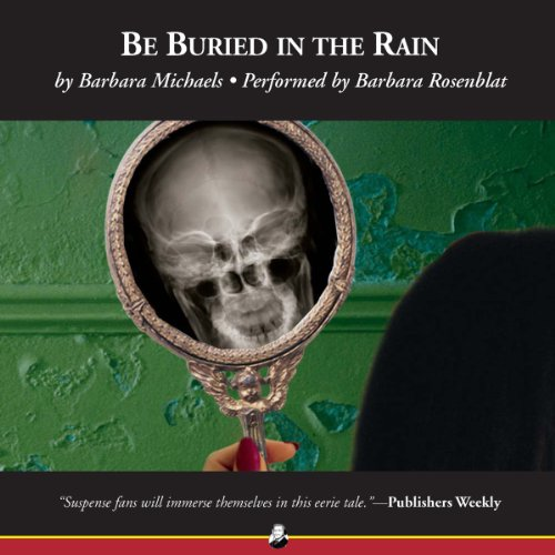 Be Buried in the Rain audiobook cover art