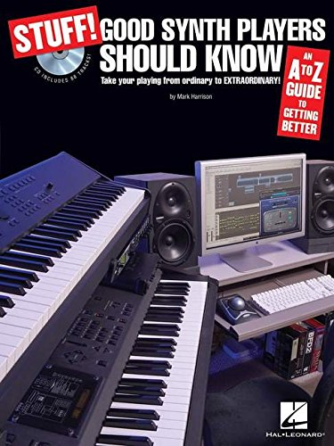 Mark Harrison Stuff! Good Synth Players Should Know (Book & CD)