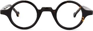 Zeelool Unisex Acetate Vintage Small Round Eyeglasses Frame Arale FA0176