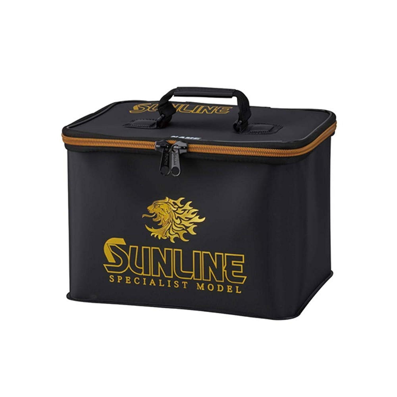 サンライン(SUNLINE) シューズバッグ SFB-0636 ブラック