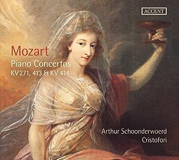 Mozart: Piano Concertos Nos. 9, 10 & 11