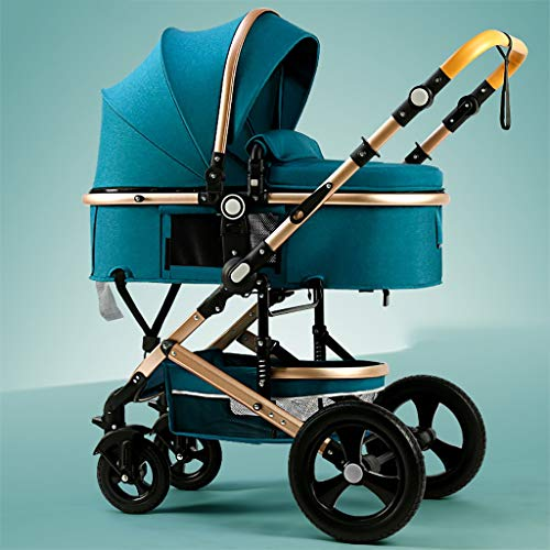 Why Should You Buy Baby Stroller 360 Rotation Function,Stroller Compact Convertible Luxury Strolle...