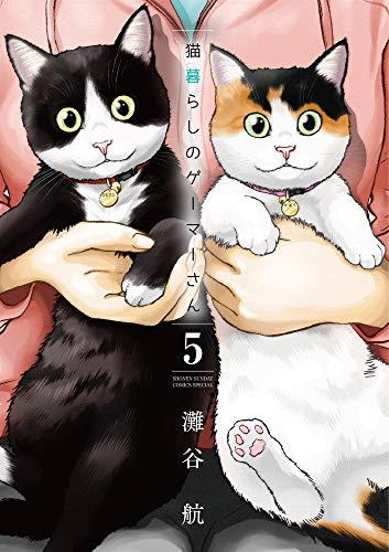 猫暮らしのゲーマーさん (5) _0