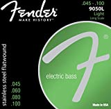 Fender 9050 Stainless Flatwound Bass Strings